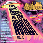 Little Steven's Underground Garage Presents: Coolest Songs In The World Vol. 1 (CD)