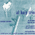 Al Haig Trio - Esoteric Records (CD)