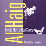 Al Haig Meets Master Bop Saxes (CD)