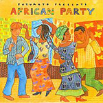 Putumayo Presents African Party (CD)