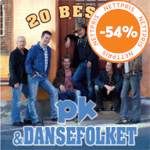 Produktbilde for 20 Beste (CD)