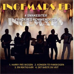 Produktbilde for Ingemars EP (CD)