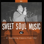 Sweet Soul Music 1961 (CD)