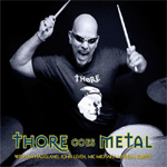 Thore Goes Metal (CD)