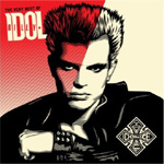 The Very Best Of Billy Idol: Idolize Yourself - Deluxe Edition (m/DVD) (CD)