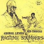 Ragtime Stompers (CD)
