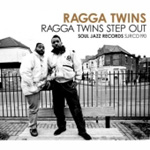 Ragga Twins Step Out (CD)