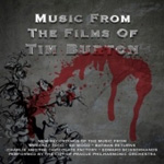 Music From The Films Of Tim Burton (CD)