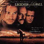 Legends Of The Fall (CD)