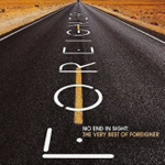 No End In Sight - The Very Best Of Foreigner (2CD)