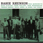 Basie Reunion/For Basie (CD)