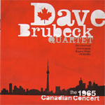 The 1965 Canadian Concert (CD)