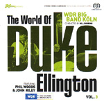 The World Of Duke Ellington Vol 3 -With Phil Woods & John Riley (SACD-Hybrid)