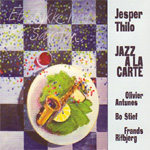 Jazz A La Carte (CD)