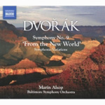 Dvorák: Symphony No 9, 'From the New World'; Symphonic Variations (CD)