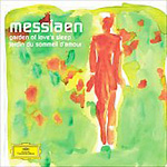 Messiaen: Garden of Love's Sleep (CD)