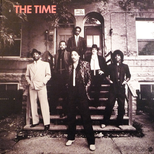The Time (CD)
