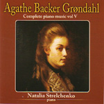 Grøndahl: Complete Piano Music Vol. 5 (CD)