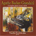 Grøndahl: Complete Piano Music Vol. 2 (CD)
