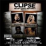Re-Up Gang: The Saga Continues (CD)