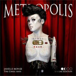 Metropolis - The Chase Suite EP (CD)