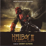 Hellboy II: The Golden Army - Score (CD)