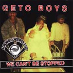 We Can't Be Stopped (CD)