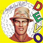Q: Are We Not Men? A: We Are Devo (CD)
