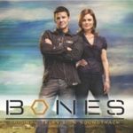 Bones - TV Soundtrack (CD)