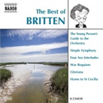 Britten: The Best Of (CD)