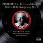 Prokofiev: Peter & the Wolf; Sibelius: Symphony No 2 (CD)