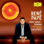 René Pape - Gods Kings & Demons (CD)