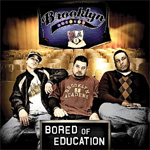 Bored Of Education (CD)