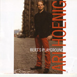 Produktbilde for Bert's Playground (CD)