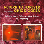 Where Have I Known You Before/No Mystery (2CD)