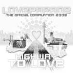Loveparade - The Official Compiplation 2008 (2CD+DVD)