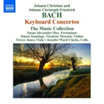 Bach; JC & JCF: Keyboard Concertos (CD)