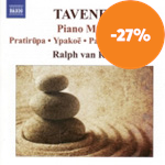 Produktbilde for Tavener: Piano Works (CD)