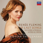 Strauss: Four Last Songs (CD)