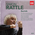 Bartók: Orchestral Works (4CD)