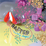 Sweaty Magic EP (CD)