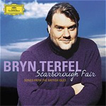 Bryn Terfel - Scarborough Fair - Songs From The British Isles (CD)
