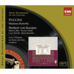 Puccini: Madama Butterfly (2CD)