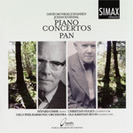 Piano Concertos And Pan (CD)