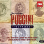 Puccini: The Operas (17CD)