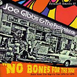 No Bones For The Dogs (CD)