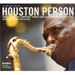 The Art And Soul Of Houston Person (3CD)
