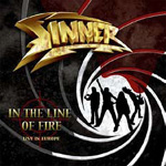 In The Line Of Fire (CD)