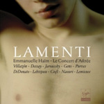 Produktbilde for Lamenti (CD)