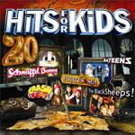 Hits For Kids 20 (m/DVD) (CD)